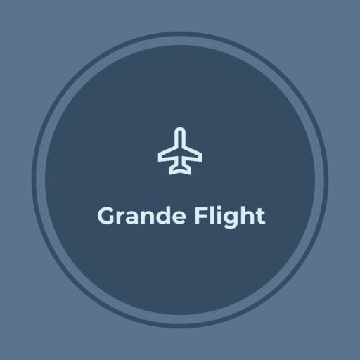 Grande Flight グランデが行く空の旅